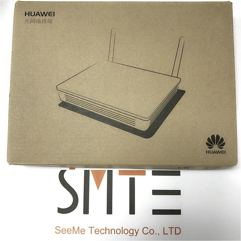 10 teile/los Englisch firmware HW HG8546M 1GE + 3FE LAN sport unterstützung wifi GPON ONU wireless terminal