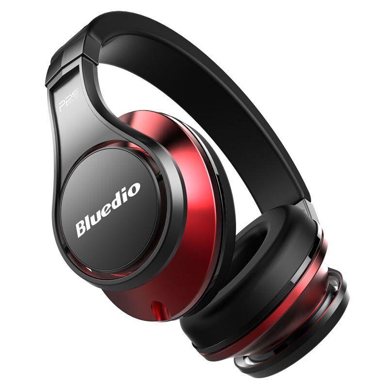 Bluedio U UFO Bluetooth Kopfhörer 3D Bass Stereo HiFi Über Ohr Wireless Headset Mit Mikrofon Für iPhone Xiaomi Huawei Android