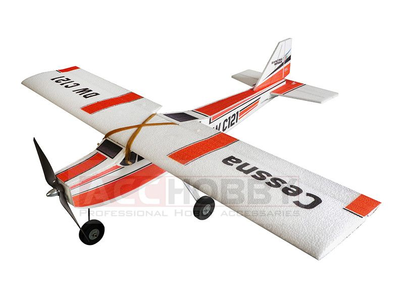 Free Shipping EPP Airplane Model Cessna RC Foam Airplane Plane Models Wingspan 960mm EPP Slow Flyer