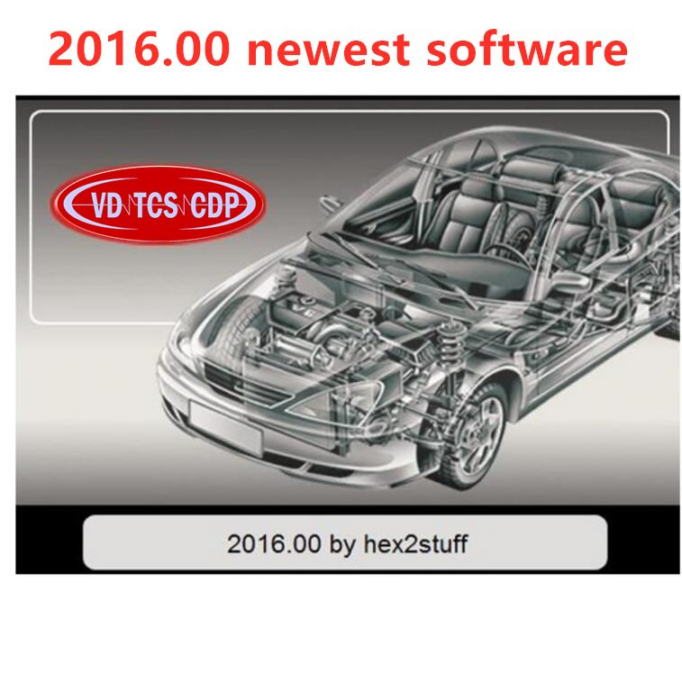 2018 Newest 2016 R0 version software free active by mail for delphis vd ds150e cdp pro plus multidiag and wow cdp MVD
