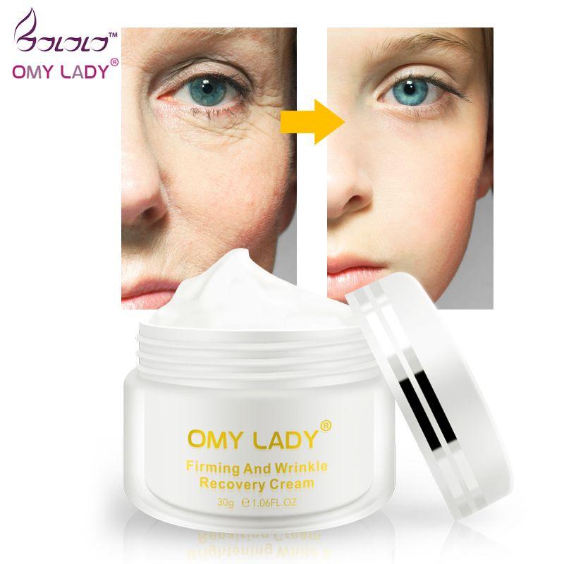 OMYLADY Face Creams Korean Cosmetic Deep Moisturizing Day Cream Hydrating Anti Wrinkle anti-aging Lift Esseence Skin Care 30g