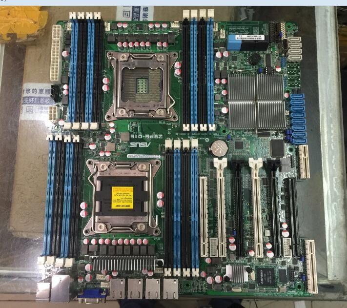 Z9PE-D16 motherboard 2011 dual server motherboard seconds X79 E5 2760 80 90