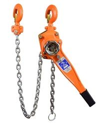 0.75--1TX1.5M Heavy duty lifting lever chain hoist, CE certificate, hand manual lever block crane lifting sling material