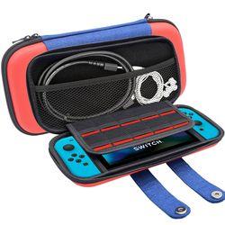 Portable Case untuk Nintend Switch Pu Membawa Game Tas Penyimpanan Hard Shell Kantong untuk Nitendo Switch NS Konsol Aksesoris
