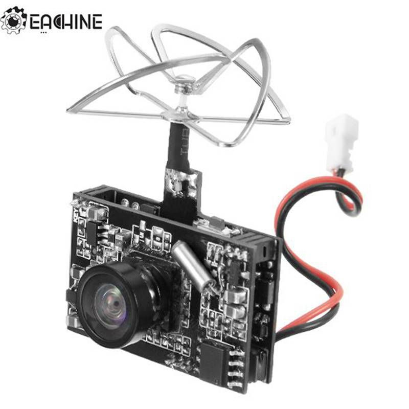 Newest Eachine DVR03 DVR AIO 5.8G 72CH 0/25mW/50mW/200mW Switchable VTX 520TVL 1/4 Cmos FPV Camera