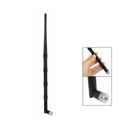 CES-Neue 2,4 GHz 15dBi RP-SMA Stecker Tilt-Swivel Drahtlosen WiFi Router Antenne