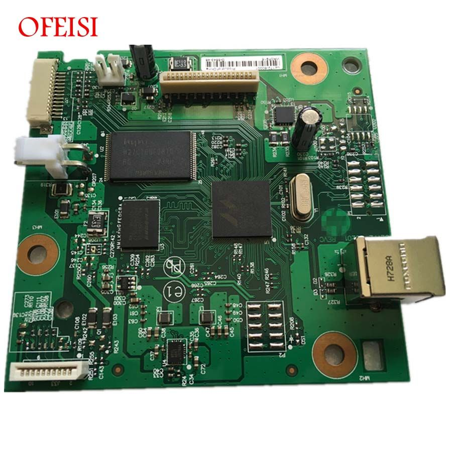 Original LaserJet CZ172-60001 Formatter Board For HP LaserJet Pro M125A M125 126 125 M126a M126 Mainboard On Sale