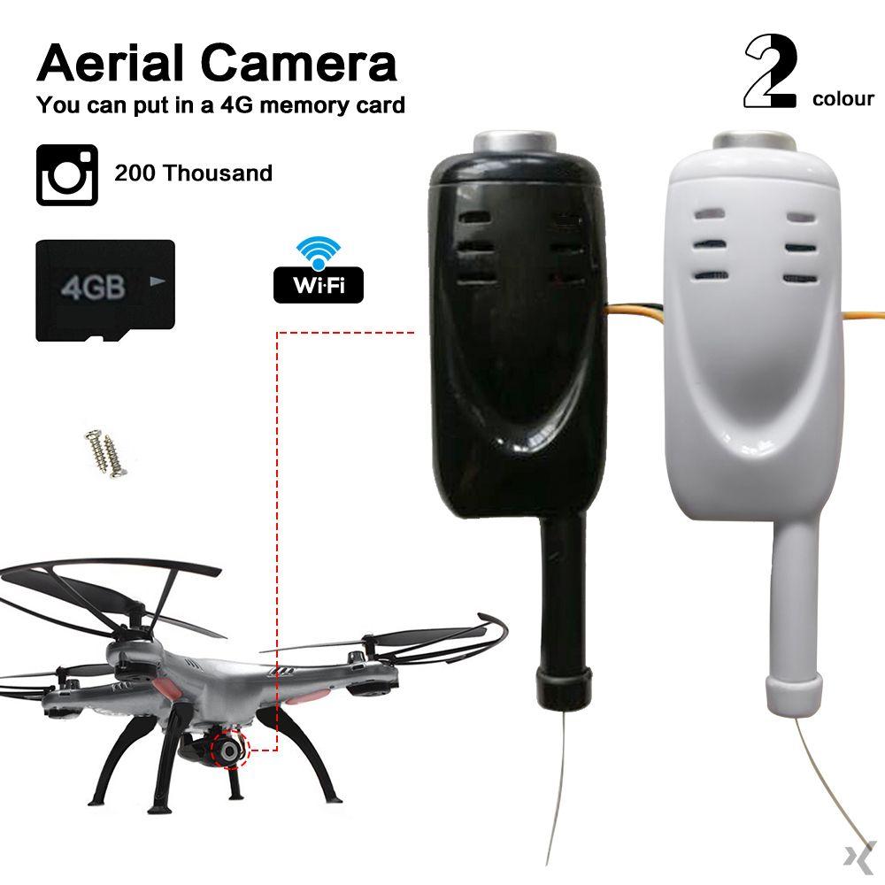 Cewaal Durable HD 2.0MP 720 P Luftbildkamera UAV Flugzeug Quadcopter Kamera für SYMA X5 X5C FPV echtzeit Drone Zubehör