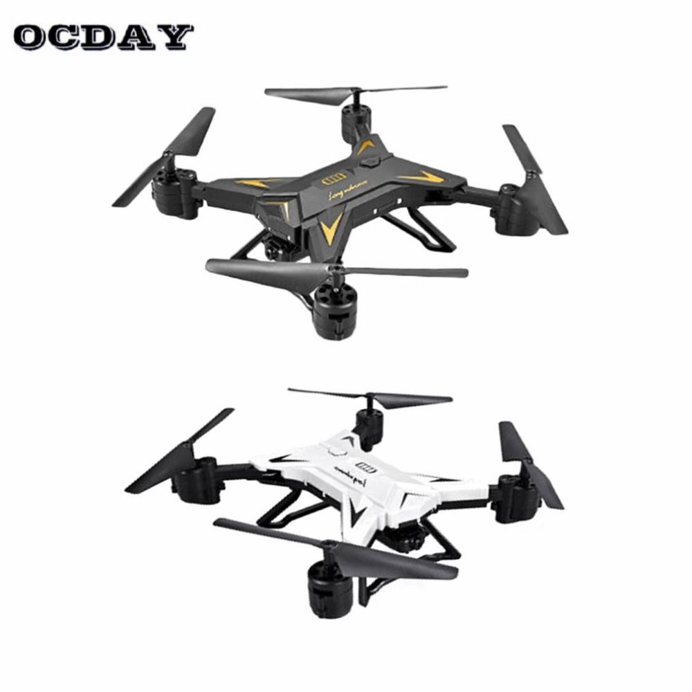 Professional KY601S 4 Channel Long Lasting Foldable Arm Remote Control Quadcopter Camera Drone Aircraft fz