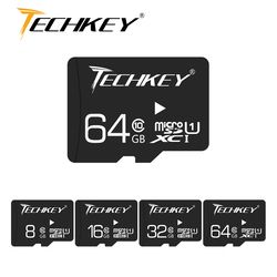 Оптовая продажа карта памяти Micro SD карта 64 ГБ 32 ГБ 16 ГБ 8 ГБ класс 10 флеш-карта памяти TF микро SD ручка Привод флэш-память высокая скорость для т...