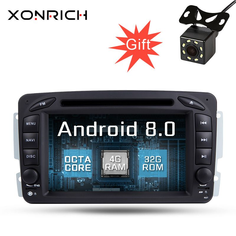 Android 8.0 Car Stereo 7