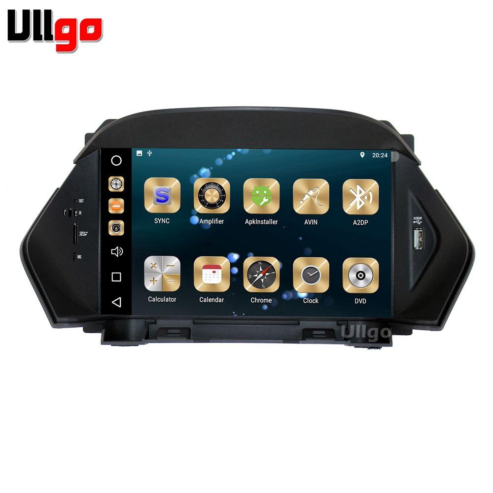 RAM 4g + ROM 32g Android 8.0 Auto DVD GPS Navigation für Ford Kuga Auto Head unit Autoradio GPS mit BT Radio Spiegel-link Wifi