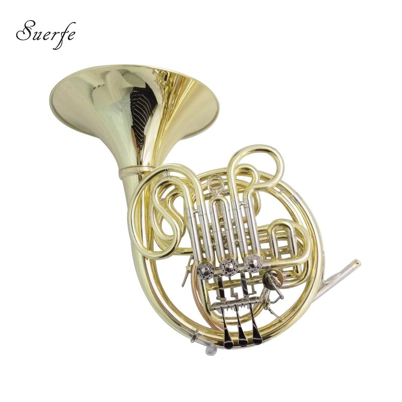 Alexander 103 French Horn F/Bb Key Double french horn 4 Valves with Case waldhorn Musical Instruments Professional trompa france