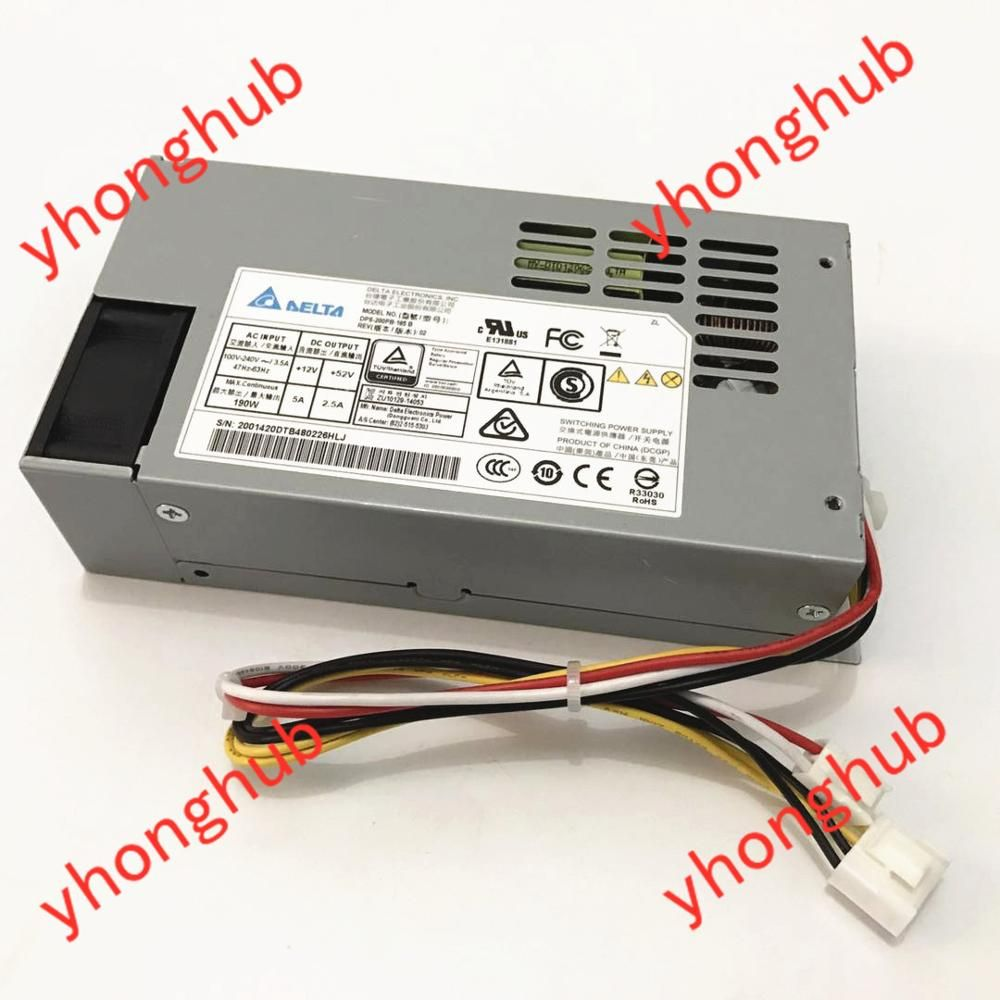 Emacro Für Delta Electronics DPS-200PB-185 B Server Netzteil 190 W NETZTEIL Hikvision video recorder