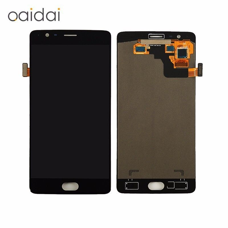LCD Display Touch Screen For Oneplus3 Oneplus 3T 3 Oneplus3T A3010 A3000 Phone Lcds Digitizer Assembly Replacement Parts