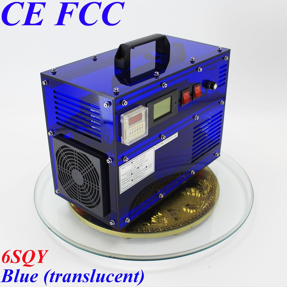 CE EMC LVD FCC Factory outlet BO-1030QY 0-10g/h 10gram adjustable ozone machine washing machine sterilizer ozonator