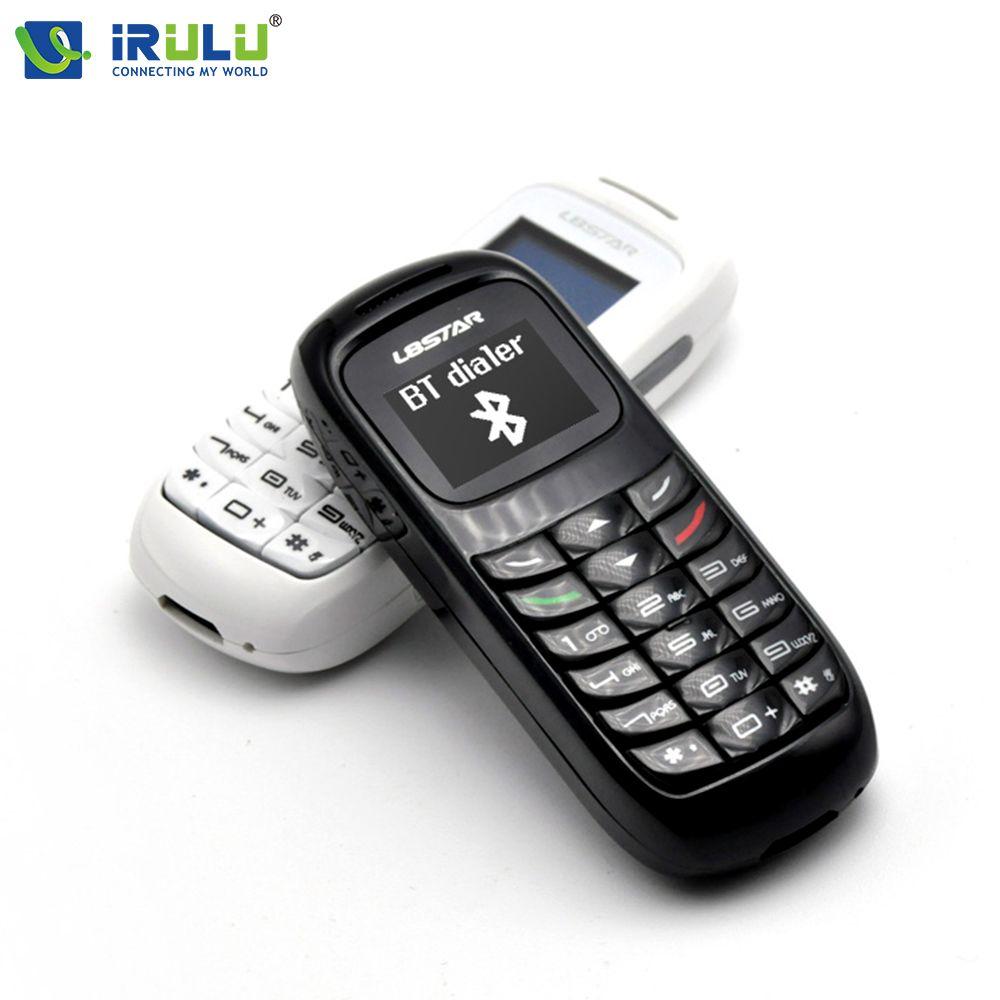 iRULU GT 0.66'' BM70 Wireless Mini Bluetooth Headset Earphone Dialer Stereo Headphone Pocket Phone Support SIM Card Dial Call