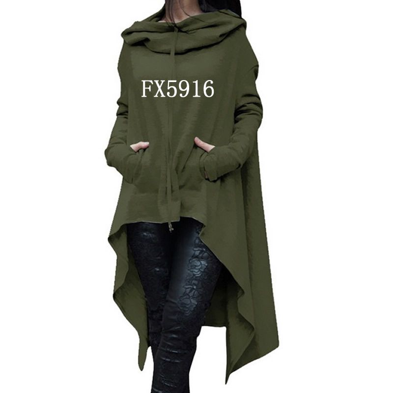 2018 New Fashion Sweatshirt Femmes Hoodies Women Tops Kawaii Printing Girls Hoody Plus Size Comfortable