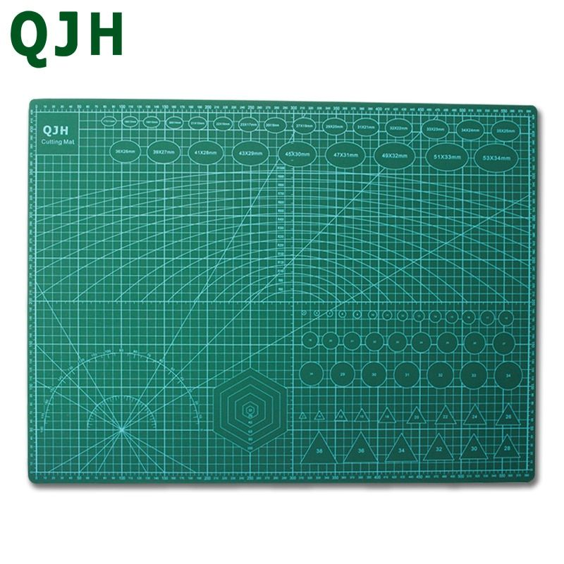 A1 A2 A3 A4 PVC Cutting Mat Board Durable Self-healing DIY Sewing Student Art Paper Cutting Engraving Cut Pad Leather Craft Tool