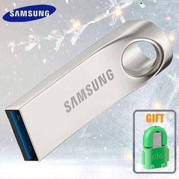 SAMSUNG 150 MB/S Usb Flash Drive 128 GB 64 GB 32 GB Usb 3.0 Pen Drive U Disque Bâton Clé Usb Flashdisk USB avec Micro USB pour Téléphone
