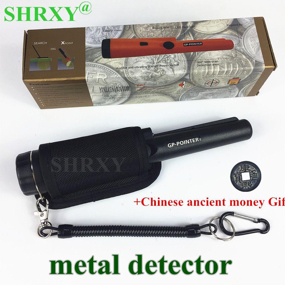 2018 upgraded Sensitive Garrett Metal Detector Same Style Pro Pointer Pinpointing Hand Held Metal Detector with Bracelet