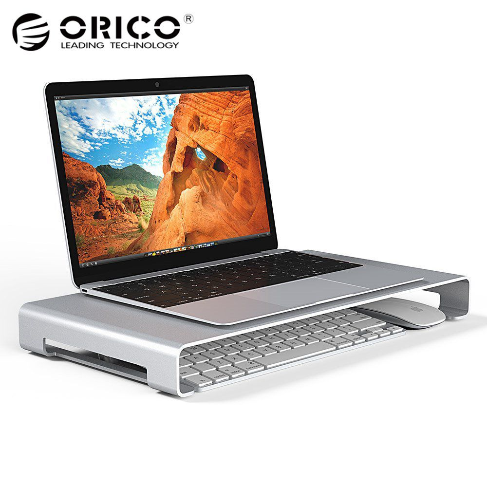 ORICO Tablet Laptop Monitor Bracket for Apple iMac Lenovo ASUS Dell Bracket Base Portable Aluminum