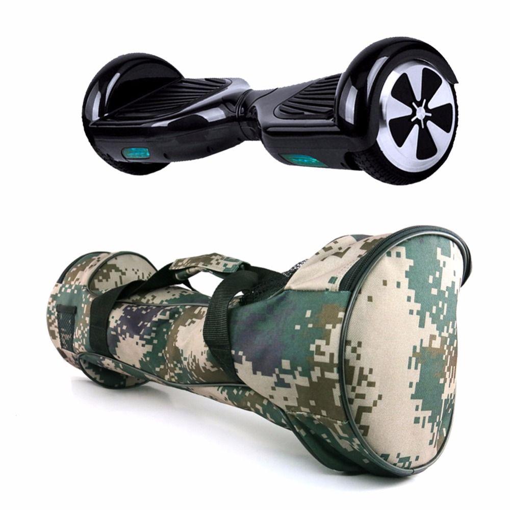 6,5 Wasserdicht Selbstausgleich Smart HoverBoard Fall-abdeckung Shell Tragetasche für Elektroroller Balance Skateboard Handtasche