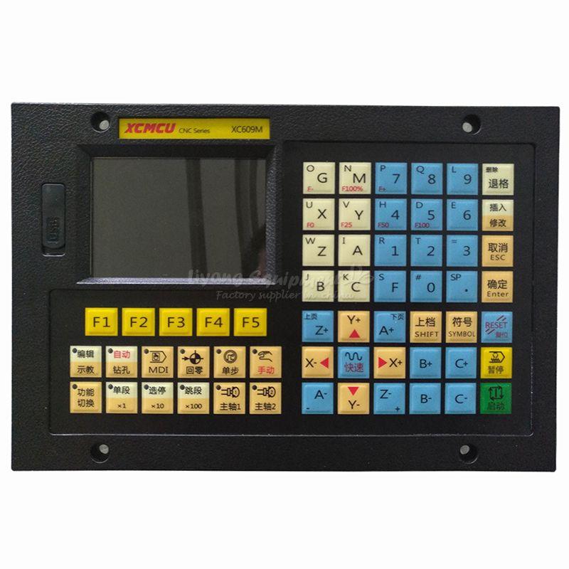 CNC XC609M einzel 1 2 3 4 5 6 achsen gestänge CNC-system Verschiedene maschine anwendung super funktion part werkzeuge