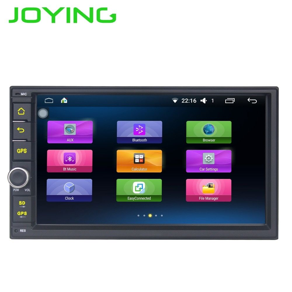 Joying Quad Core 7