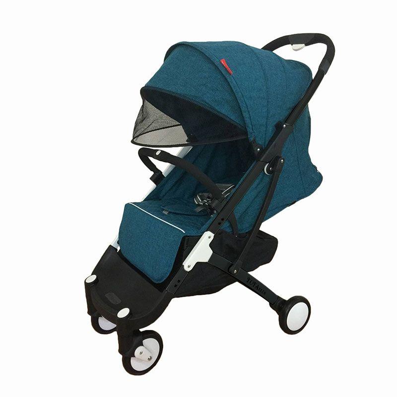 Express ship! 12 gifts yoya plus 2018 model travel system brand newborn baby stroller super light trolley boarding directly car