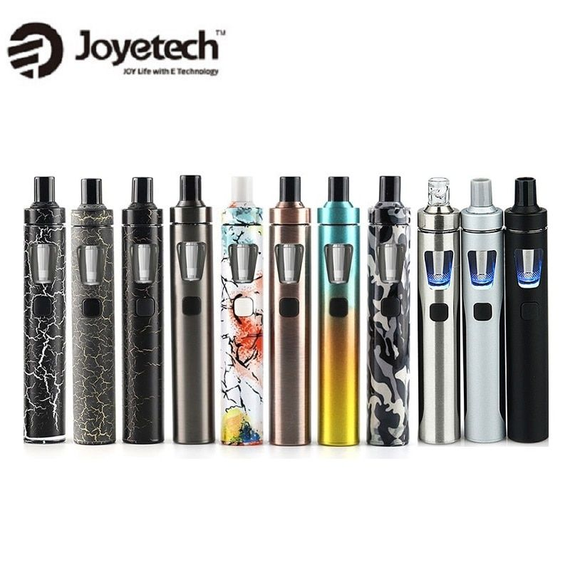 Original Joyetech eGo AIO Vape Kit All-in-One <font><b>Starter</b></font> Kit w/ 2ml Tank & 1500mah Battery eGo aio Vape Pen Kit BF Coil vs ijust s