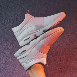 Times New Roman marca hombres zapatos Casual Primavera Verano nueva llegada zapatillas cómodas de moda juventud tamaño grande 39 ~ 46