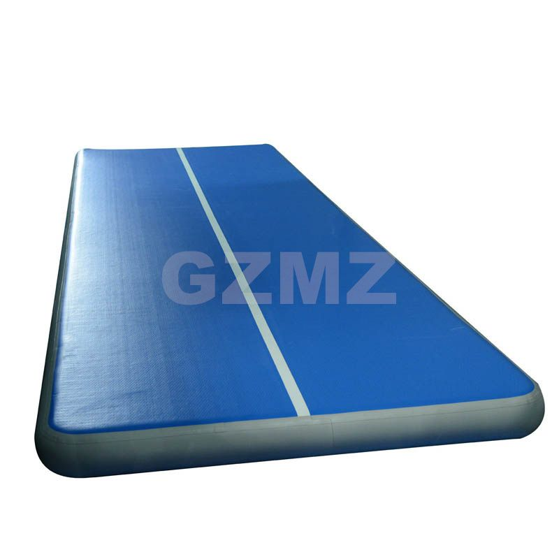 air tracks for tumbling 5m X2m X0.2m Hand Made easy carry mattress inflatable gymnastics mats air track