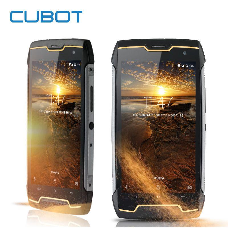 Cubot Kingkong IP68 Wasserdichte Staubdicht Stoßfest 4400 mah Handy Andriod 7,0 MT6580 Quad Core 2 gb RAM 16 gb ROM Handy