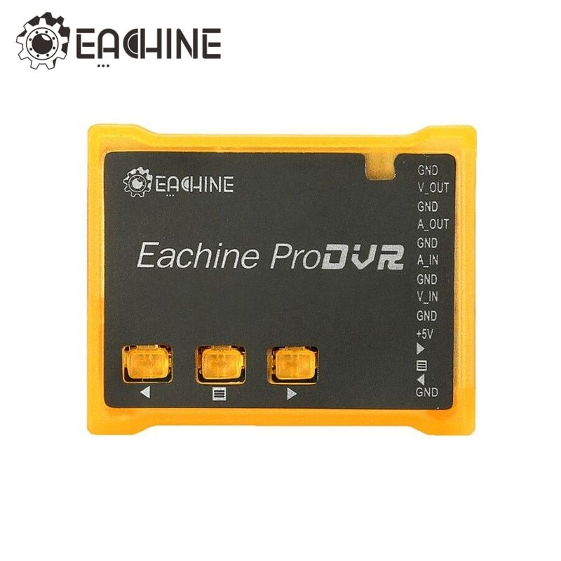 In Stock! Eachine ProDVR Pro DVR Mini Video Audio Recorder for FPV Quadcopter Multicopters RC Drones Toys Recording Flying DIY