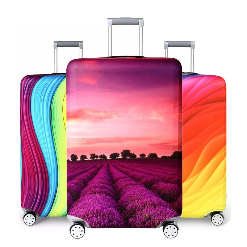 Brand suitcase elastic protective cover luggage cover travel accessories 18 to 32 inch travel trolley suitcase case H125