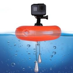 EKENCAM Inflatable Buoy GoPro Accessories hero6/5/4 Buoyancy Rim Sports Camera Inflatable Buoy Underwater shooting with the ball
