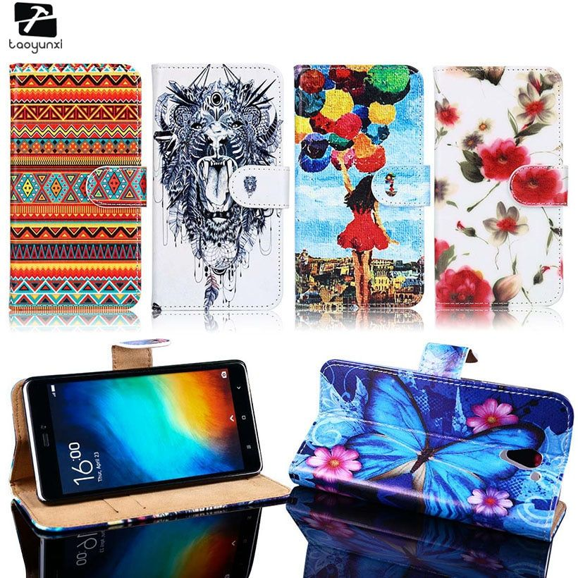 TAOYUNXI PU Leather Covers Cases For ZTE Blade A510 A520 A511 A6 Lite A110 L110 A310 A320 A330 A452 A460 A465 AF3 A1 Wallet Case