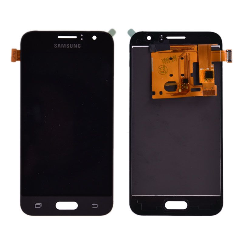 J120 LCD For Samsung Galaxy J1 2016 J120F J120H J120M LCD Display With Touch Screen Digitizer Assembly can adjust brightness