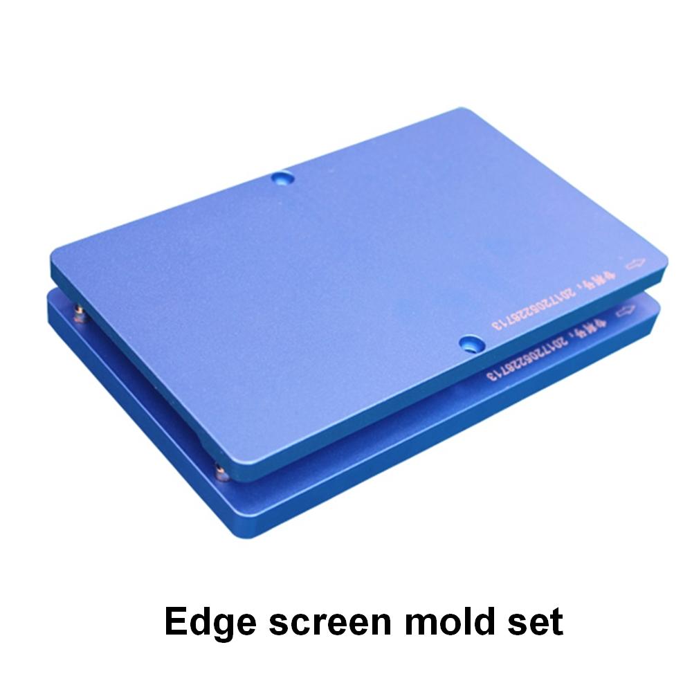 Rand Mould Set Laminieren Bildschirm mit OCA Ausrichtung Formen Für Samsung S8 S9 Plus S9 S7 rand Laminator Maschine Reparatur werkzeuge