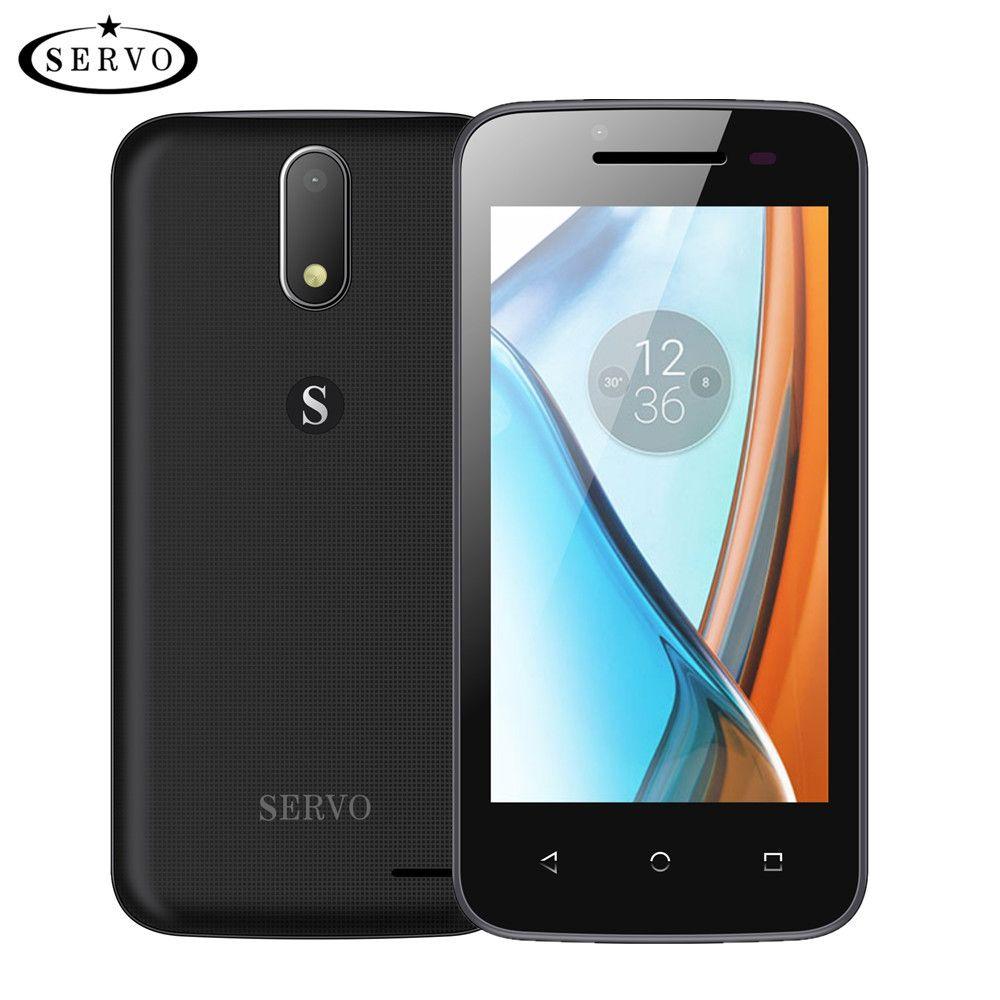 Téléphone d'origine SERVO H1 4.5