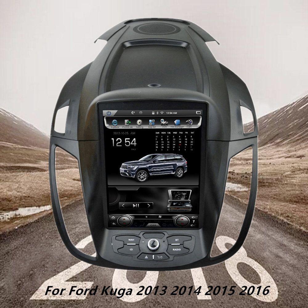 10,4 Vertikale Bildschirm Android6.0 Auto Radio GPS Multimedia-Player Für Ford Kuga 2013 2014 2015 2016 Auto Navigation Stereo 2 GRAMM
