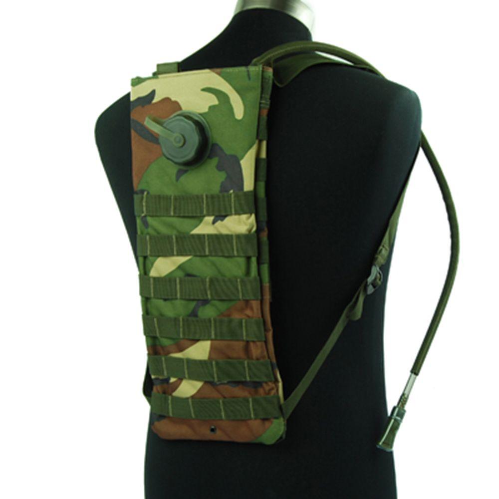 2,5 L Wasser Tasche Molle Militärische Taktische Trink Camelback Rucksack Wasser Tasche Liner Camping Fahrrad Werkzeug