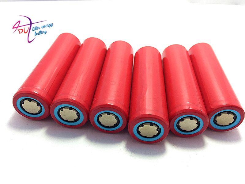 2 шт. из Батарея Бесплатная доставка Оптовая продажа 100% Аутентичные 18650 2600 мАч 3,7 В/18650 3,7 В 2600 мАч литий-ионный Батарея