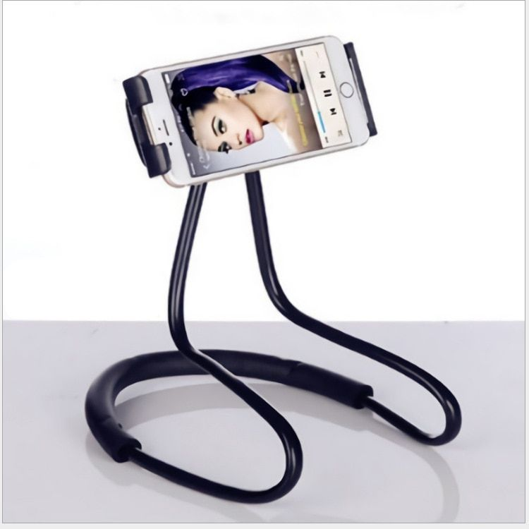 NPASON Hot 2018 Lazy Hanging Neck Phone Stands Necklace Cellphone Support Bracket for phone Universal Holder for Mobile Phone