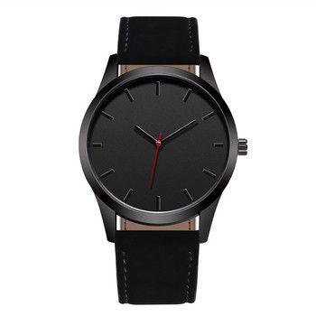 Reloj 2018 Mode Grand Cadran Militaire Quartz Hommes Montre En Cuir Sport montres Haute Qualité Horloge Montre-Bracelet Relogio Masculino T3