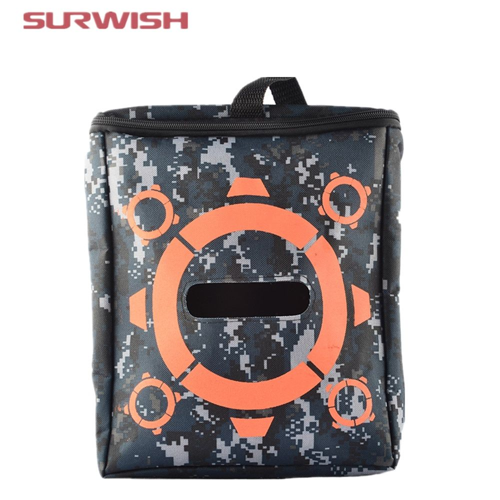 Surwish Accessories Collection Target Pouch for Nerf Elite - Camouflage