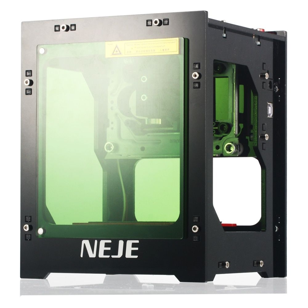 NEJE 1000mW Cnc Laser Cutter Mini Laser Engraving Machine DIY Print 3D Engraver High Speed With Protective Glasses