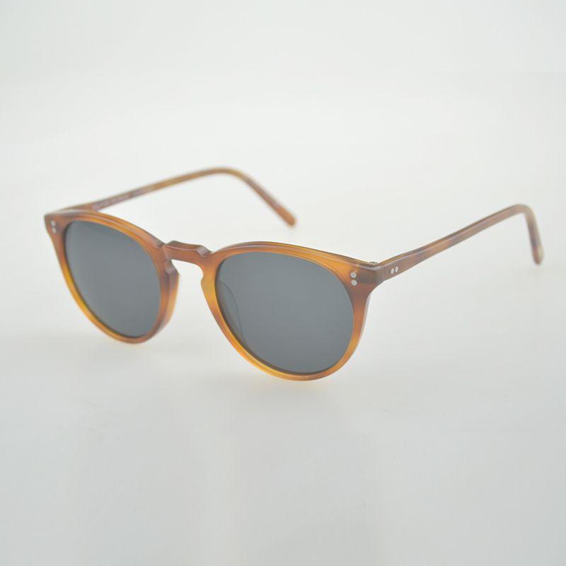 O'malley Unisex Classic Brand Men Sunglasses 2018 Oliver Peoples Polarized OV5183 Male Sun Glasses Women For Men Oculos de sol