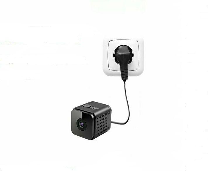 VRFEL Miniature camera 24 hours invisible night version Wireless video camera video recording Support remote control